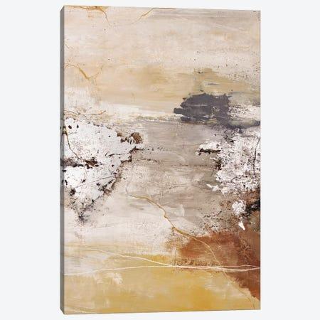 Silver Space Canvas Print #FBK124} by Design Fabrikken Art Print