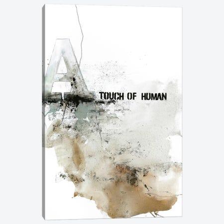 Touch of Human Canvas Print #FBK143} by Design Fabrikken Canvas Art
