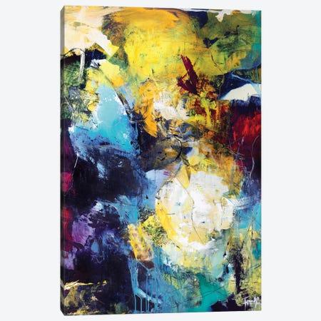 Treasure Hunt Canvas Print #FBK144} by Design Fabrikken Canvas Art Print