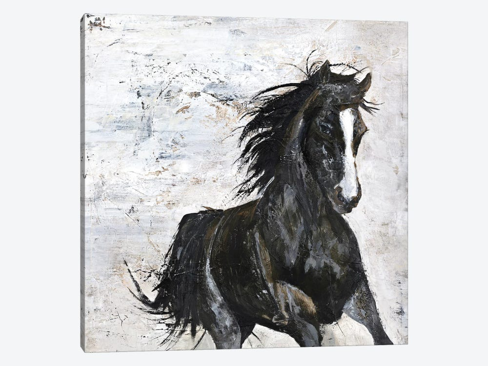 Wild Horse I by Design Fabrikken 1-piece Canvas Artwork