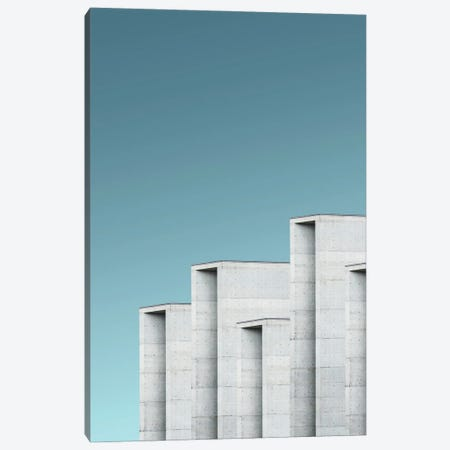 Architecture II Canvas Print #FBK162} by Design Fabrikken Canvas Art