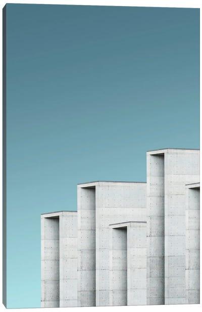 Architecture II Canvas Art Print