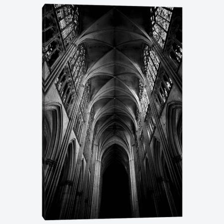 Architecture III Canvas Print #FBK163} by Design Fabrikken Canvas Artwork