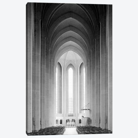 Architecture IV Canvas Print #FBK164} by Design Fabrikken Canvas Print