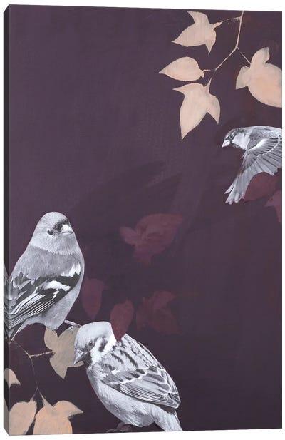 Bird I Canvas Art Print