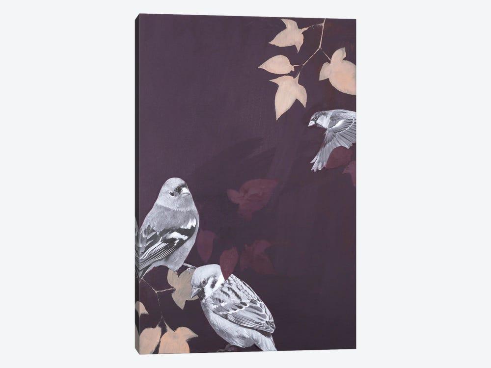 Bird I by Design Fabrikken 1-piece Canvas Art Print