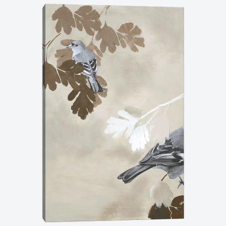 Bird III Canvas Print #FBK180} by Design Fabrikken Canvas Art