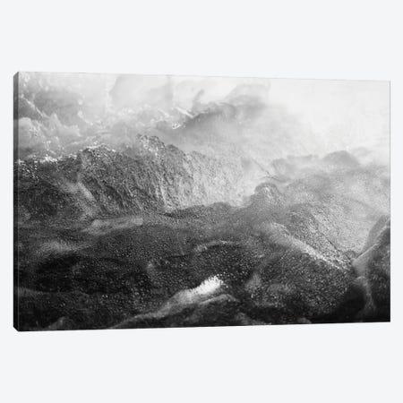 Black Motion Canvas Print #FBK208} by Design Fabrikken Canvas Print
