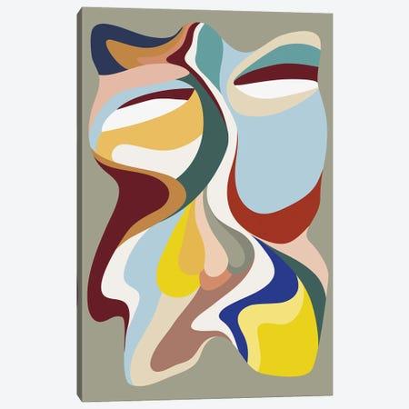 Born Again III Canvas Print #FBK215} by Design Fabrikken Canvas Art Print