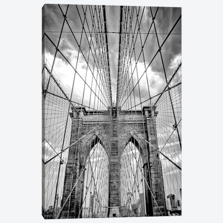 Brooklyn Passage Canvas Print #FBK222} by Design Fabrikken Canvas Art Print