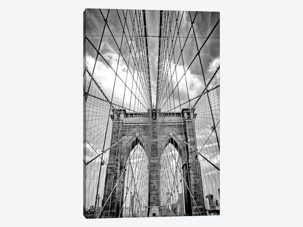Brooklyn Passage by Design Fabrikken 1-piece Canvas Art