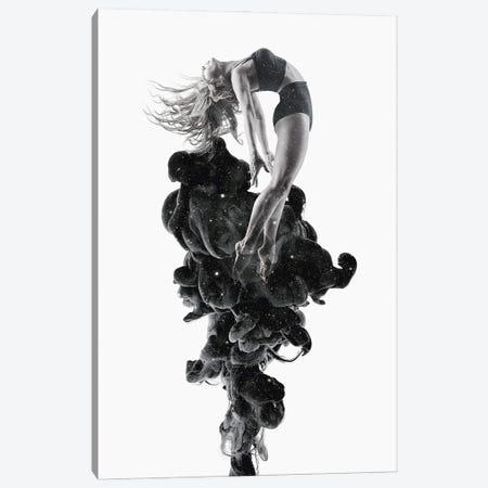 Burst Canvas Print #FBK225} by Design Fabrikken Canvas Artwork
