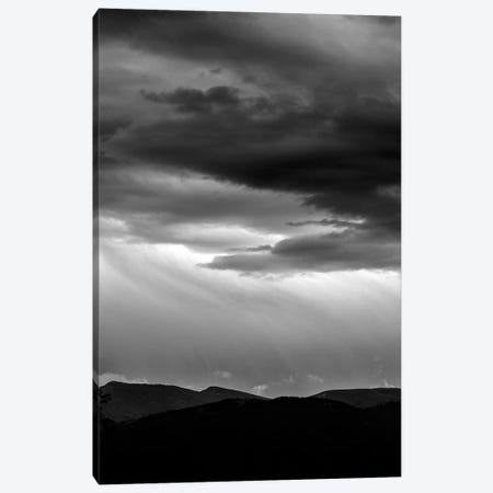Dark Skies Canvas Print #FBK241} by Design Fabrikken Canvas Print