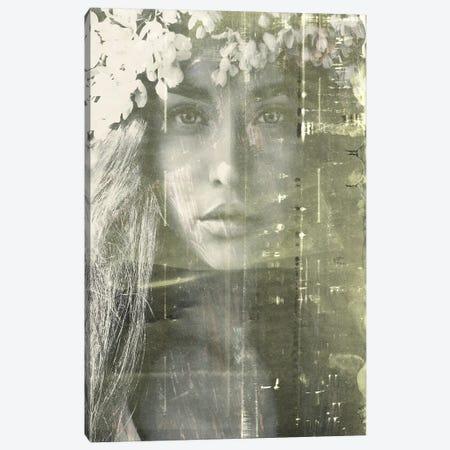Eyes of Light Canvas Print #FBK250} by Design Fabrikken Canvas Art