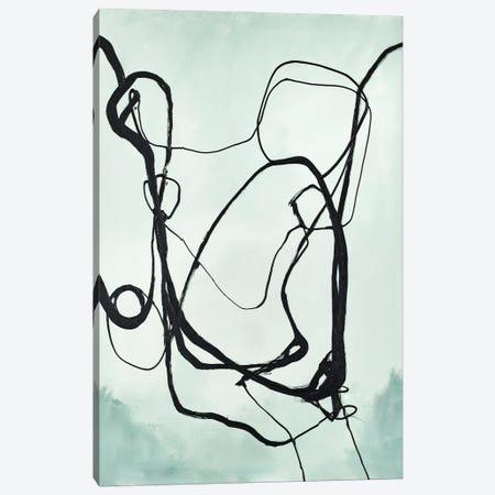 Fine Line II Canvas Print #FBK261} by Design Fabrikken Canvas Print
