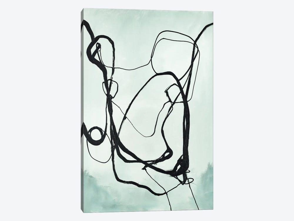 Fine Line II by Design Fabrikken 1-piece Canvas Print
