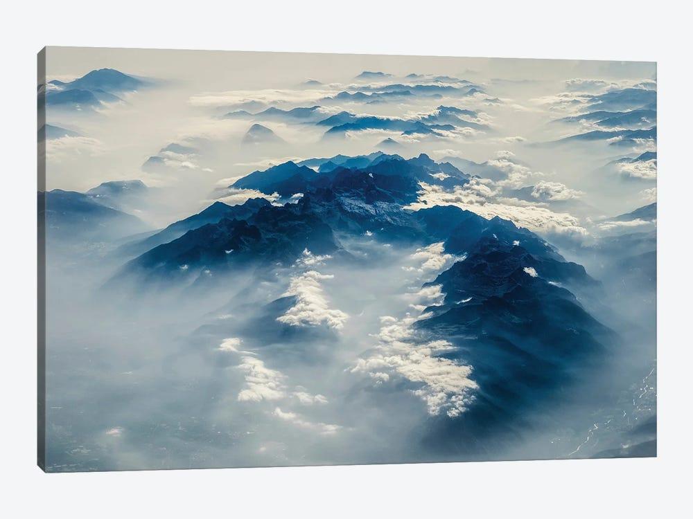 From Above VI by Design Fabrikken 1-piece Canvas Art Print