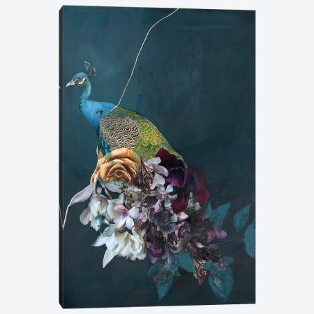 Haute Couture Xb Canvas Print #FBK299} by Design Fabrikken Canvas Wall Art