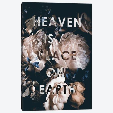 Heaven Is a Place Canvas Print #FBK301} by Design Fabrikken Canvas Artwork