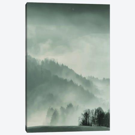 Holy Land Canvas Print #FBK304} by Design Fabrikken Canvas Print