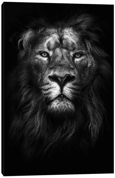 King of Kings Canvas Art Print