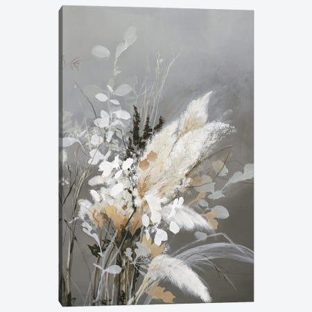 Light Leaves II Canvas Print #FBK327} by Design Fabrikken Canvas Print