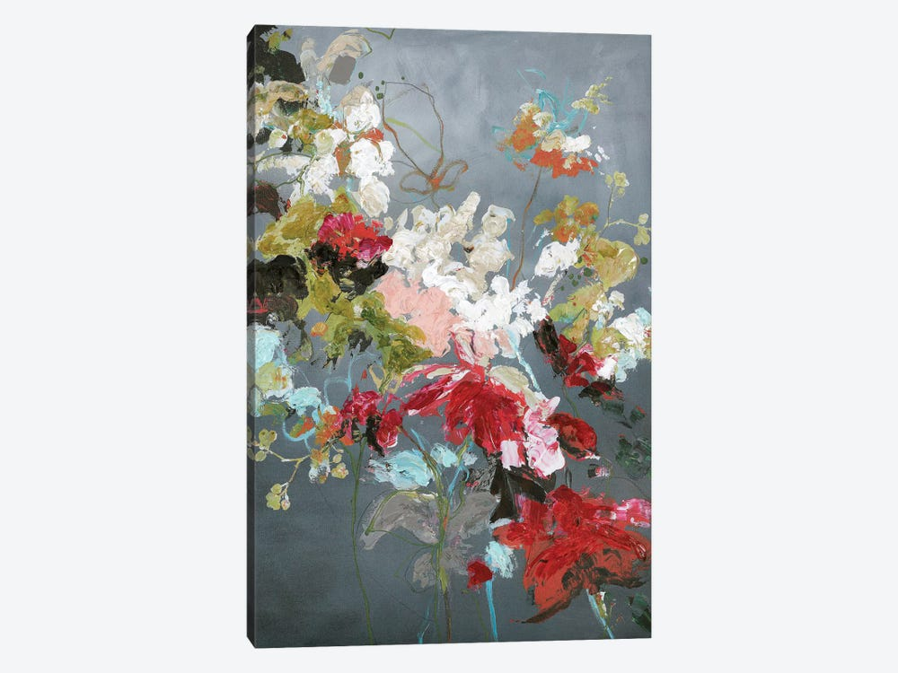Abstract Floral II by Design Fabrikken 1-piece Canvas Wall Art