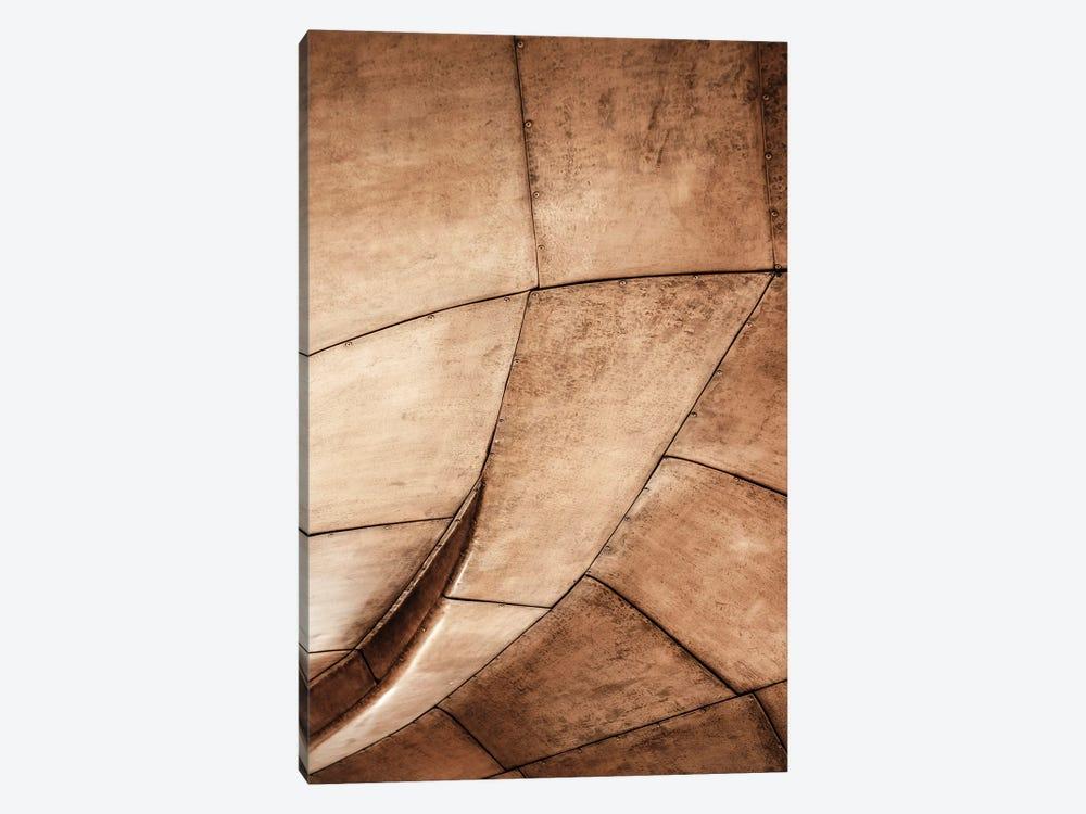 Metal Structure by Design Fabrikken 1-piece Canvas Artwork
