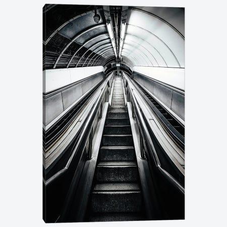 Metro Canvas Print #FBK339} by Design Fabrikken Canvas Art Print