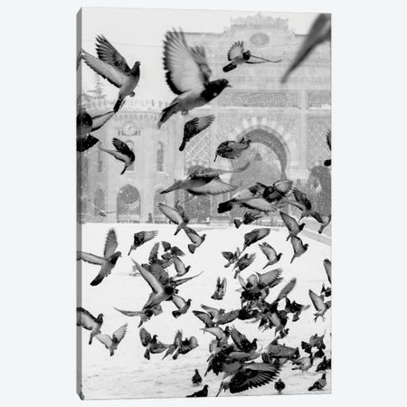 Moscow Canvas Print #FBK344} by Design Fabrikken Canvas Print