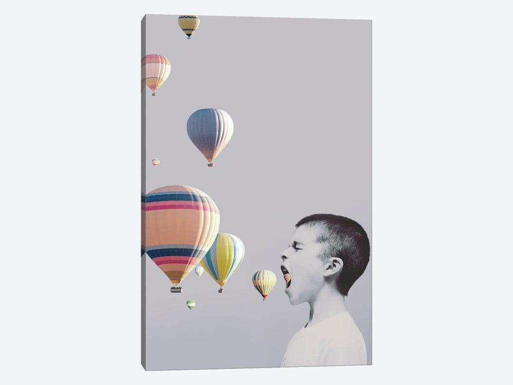 My Big Mouth by Design Fabrikken 1-piece Art Print