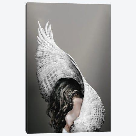 Nike Canvas Print #FBK348} by Design Fabrikken Canvas Artwork