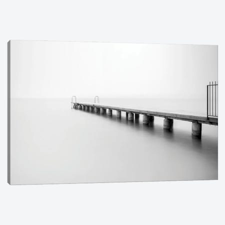 Nowhere Canvas Print #FBK349} by Design Fabrikken Canvas Artwork