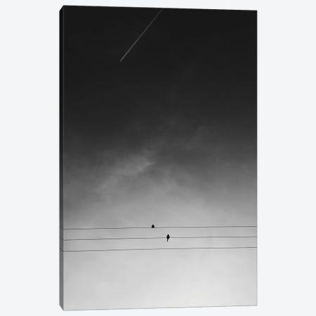 One Day Canvas Print #FBK351} by Design Fabrikken Art Print