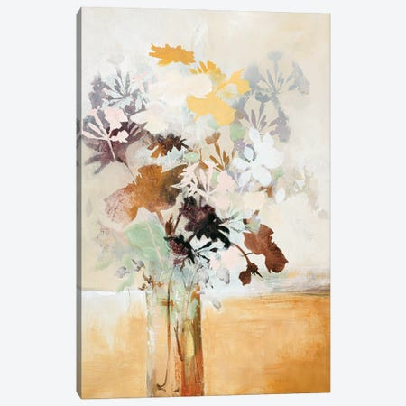 Pastel Flower I Canvas Print #FBK367} by Design Fabrikken Art Print