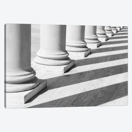Pillars I Canvas Print #FBK373} by Design Fabrikken Canvas Print