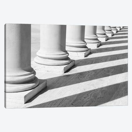 Pillars I Canvas Print #FBK373} by Design Fabrikken Canvas Print