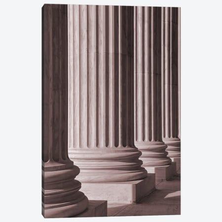 Pillars II Canvas Print #FBK374} by Design Fabrikken Canvas Wall Art