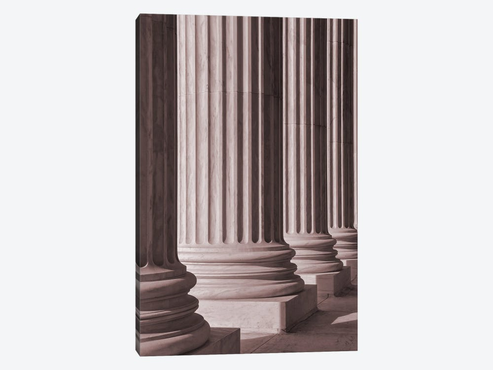 Pillars II by Design Fabrikken 1-piece Canvas Artwork