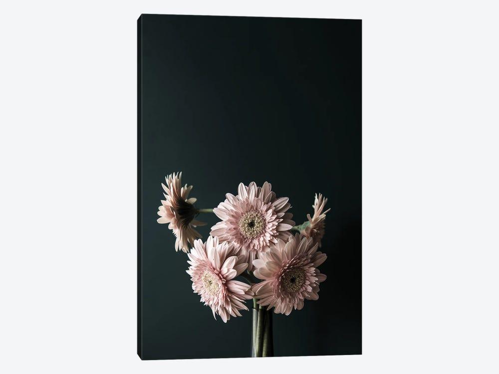 Pink Black by Design Fabrikken 1-piece Art Print