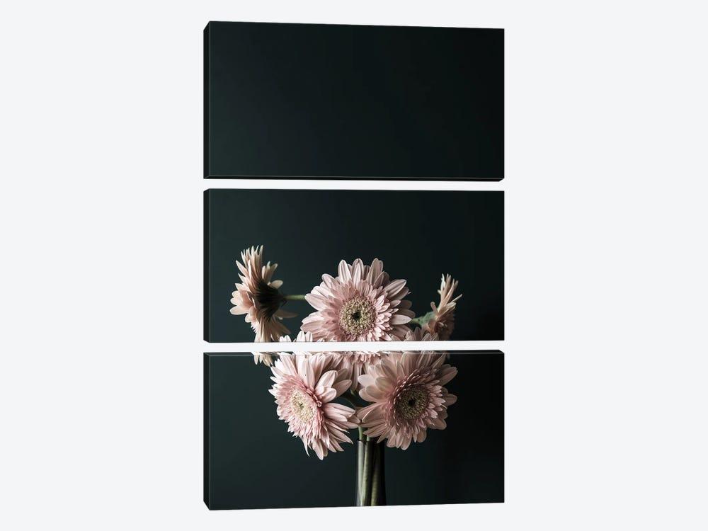Pink Black by Design Fabrikken 3-piece Art Print