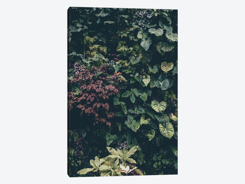 Plant Wall by Design Fabrikken 1-piece Canvas Art Print