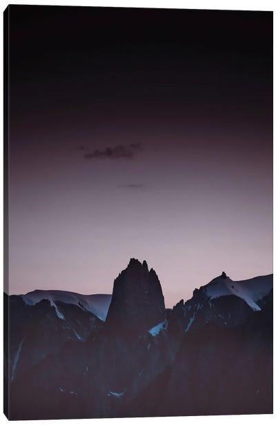 Purple Light I Canvas Art Print