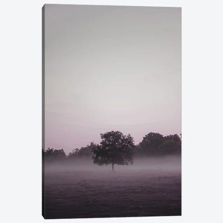 Purple Light II Canvas Print #FBK385} by Design Fabrikken Art Print