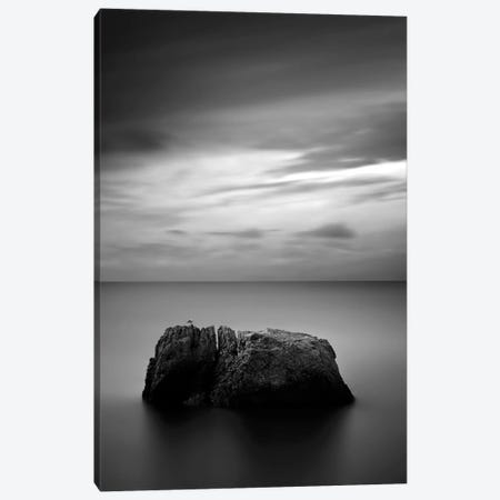 Rock One Canvas Print #FBK390} by Design Fabrikken Canvas Print