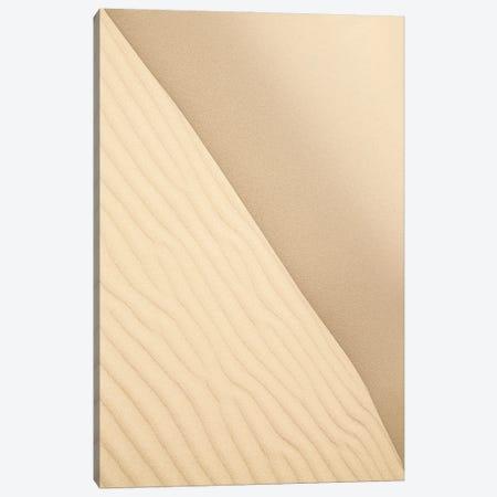 Sand II Canvas Print #FBK396} by Design Fabrikken Canvas Artwork