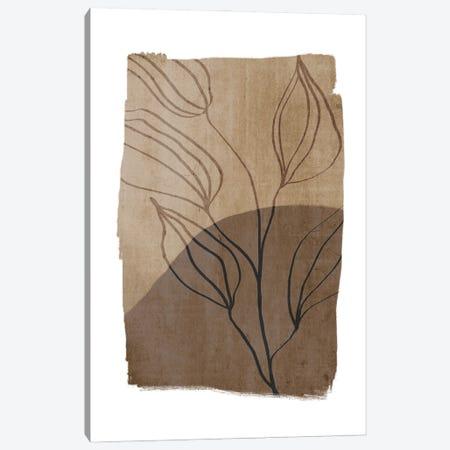 Simplicity I Canvas Print #FBK419} by Design Fabrikken Canvas Art