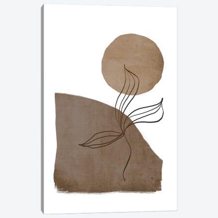 Simplicity II Canvas Print #FBK420} by Design Fabrikken Canvas Art Print
