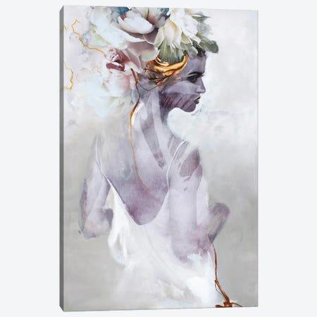 Soft Couture Canvas Print #FBK425} by Design Fabrikken Canvas Artwork