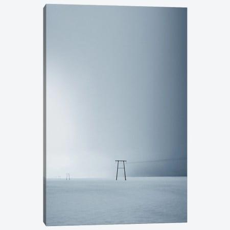 The Connection Canvas Print #FBK438} by Design Fabrikken Canvas Art